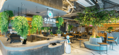 DAWN ver.β CAFE Lounge